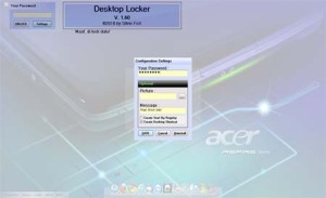 Desktop Locker 1.60