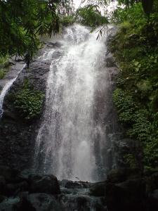 Air terjun Pengantin desa hargomulyo